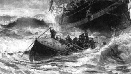 Ilu z nich nie powróciło? Początki ratownictwa morskiego.